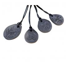 Aromaterapijas medaljons